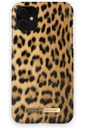 IDEAL OF SWEDEN Women Phone Cases - Fashion Case iPhone 11 Wild Leopard