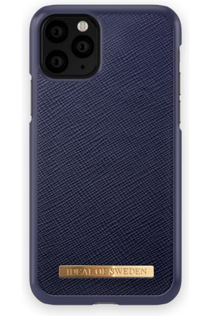 Ideal of sweden Saffiano Case iPhone 11 Pro Navy