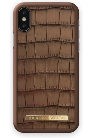 Ideal of sweden Capri Case iPhone X Brown