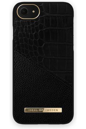 Ideal of sweden Atelier Case iPhone 8 Nightfall Croco