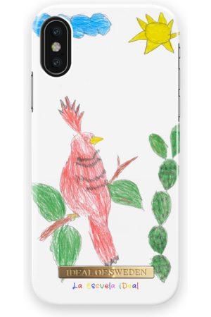 Ideal of sweden La Escuela iDeal iPhone X Crayon Bird