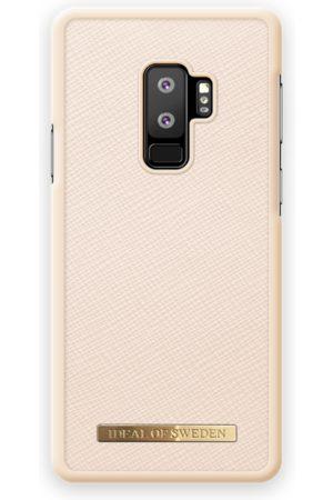 Ideal of sweden Saffiano Case Galaxy S9 Plus Beige