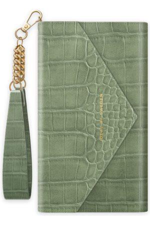 Ideal of sweden Envelope Clutch iPhone 11 PRO Sage Croco