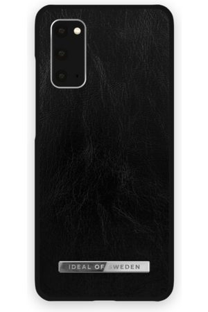 Ideal of sweden Atelier Case Galaxy S20 Glossy Black Silver