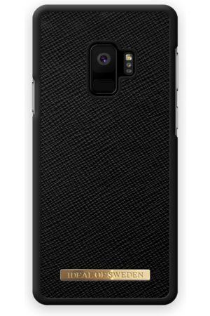 Ideal of sweden Saffiano Case Galaxy S9 Black