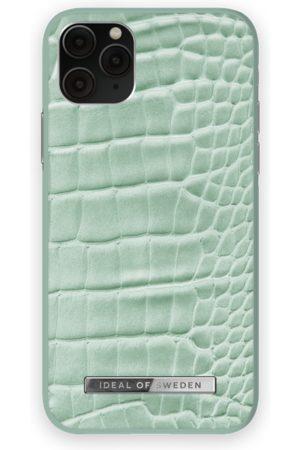 Ideal of sweden Atelier Case iPhone 11 Pro Mint Croco