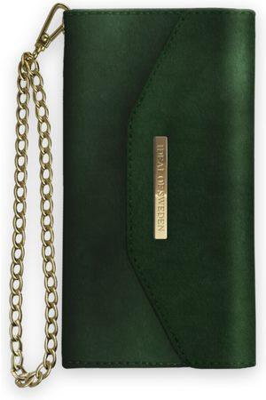 Ideal of sweden Mayfair Clutch Velvet Galaxy S9 Plus Green