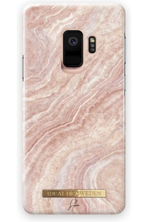 Ideal of sweden Fashion Case Sylvie Meis Galaxy S9 Rosy Reef Marble