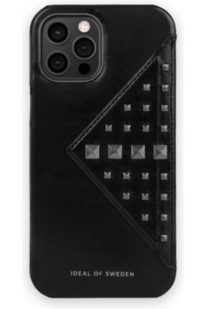 Ideal of sweden Statement Case iPhone 12 Pro Max Beatstuds Glossy Black