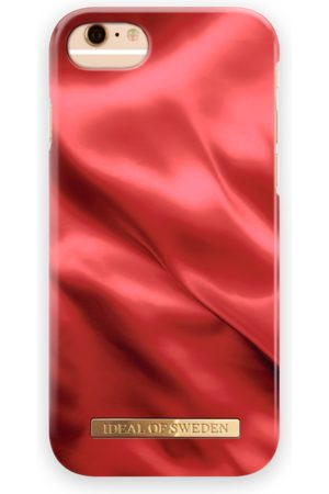Ideal of sweden Fashion Case iPhone 6/6s Scarlet Satin
