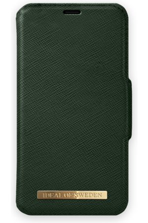 Ideal of sweden Fashion Wallet iPhone X Green