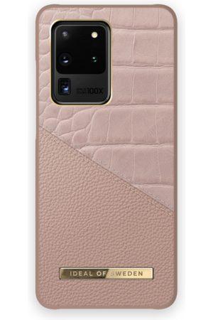 Ideal of sweden Atelier Case Galaxy S20 Ultra Rose Smoke Croco