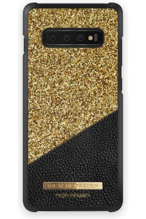 Ideal of sweden Fashion Case Negin Galaxy S10+ Night out Gold