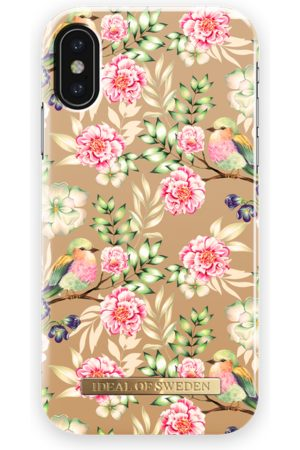 Ideal of sweden Fashion Case iPhone X Floral Birds