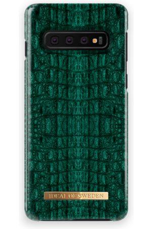 Ideal of sweden Fashion Case Galaxy S10 Emerald Croco