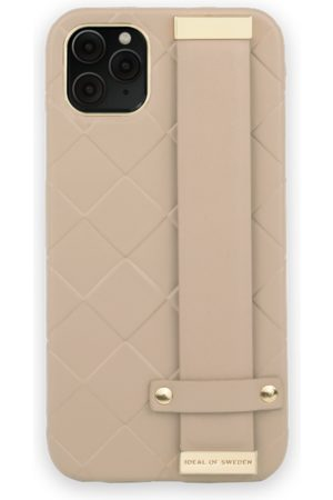Ideal of sweden Statement Case iPhone 11 Pro Max Braided Light Camel