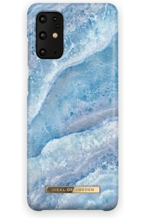Ideal of sweden Fashion Case Montazami Galaxy S20+ Aqua Blue Daze