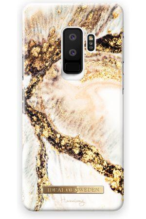 Ideal of sweden Fashion Case Hannalicious Galaxy S9 Plus Golden Swirl