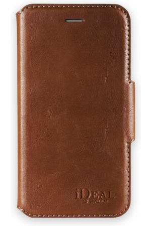 Ideal of sweden London Wallet iPhone 8 Plus Brown