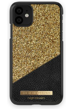 Ideal of sweden Fashion Case Negin iPhone 11 Night out Gold