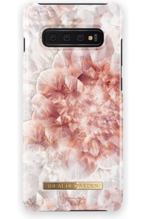 Ideal of sweden Fashion Case Hannalicious Galaxy S10+ Rose Quartz Crystal