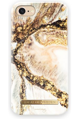 Ideal of sweden Fashion Case Hannalicious iPhone 8 Golden Swirl
