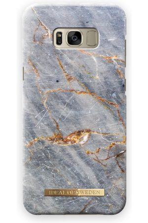 Ideal of sweden Fashion Case Galaxy S8 Plus Royal Grey Marble