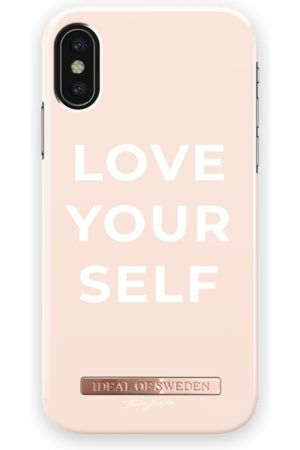 Ideal of sweden Fashion Case T.Lindgren iPhone X Love Yourself