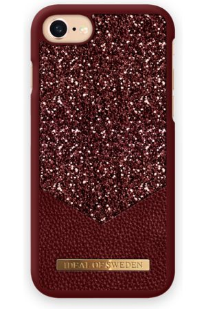 Ideal of sweden Women Phone Cases - Fashion Case Glimmer iPhone 7 Ruby