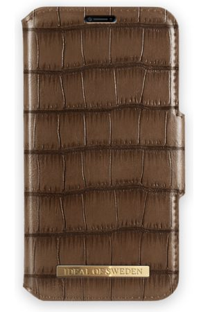 Ideal of sweden Phone Cases - Capri Wallet iPhone XR Brown