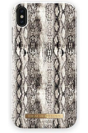 Ideal of sweden Fashion Case Donna Romina iPhone XS Max Khaki Snake