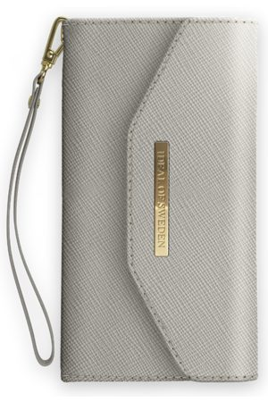 Ideal of sweden Mayfair Clutch iPhone 8 Plus Light Grey