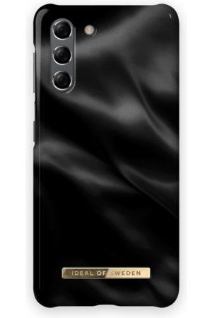 Ideal of sweden Fashion Case Galaxy S21 Black Satin