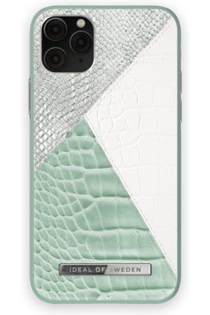 Ideal of sweden Atelier Case iPhone 11 Pro Palladian Mint Snake