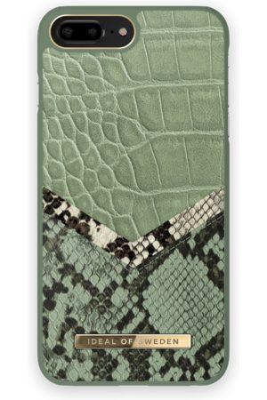 Ideal of sweden Atelier Case iPhone 8 Plus Wild Wood Python