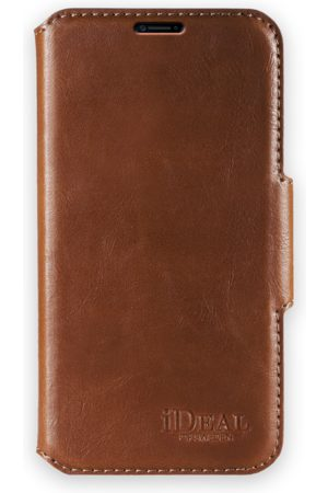 Ideal of sweden London Wallet iPhone X Brown