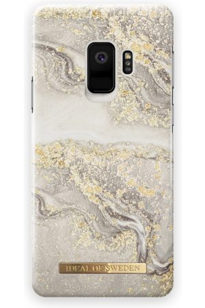 Ideal of sweden Fashion Case Galaxy S9 Sparkle Greige Marble