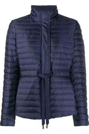 Michael Kors Drawstring waist puffer jacket
