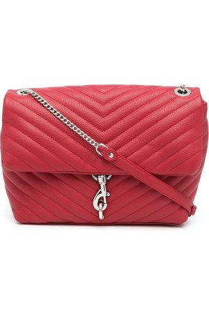 Rebecca Minkoff Edie leather satchel bag