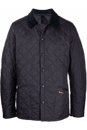 Barbour Quilted rain jacket