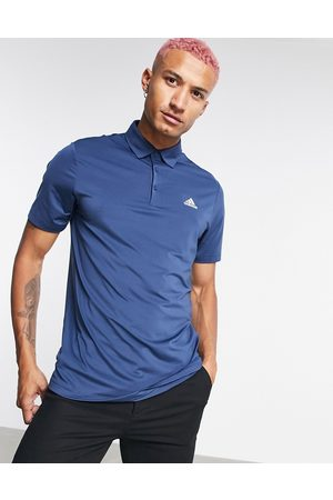 adidas Ultimate365 chest logo polo in