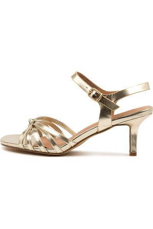 I LOVE BILLY Deriat Il Pale Sandals Womens Shoes Dress Heeled Sandals