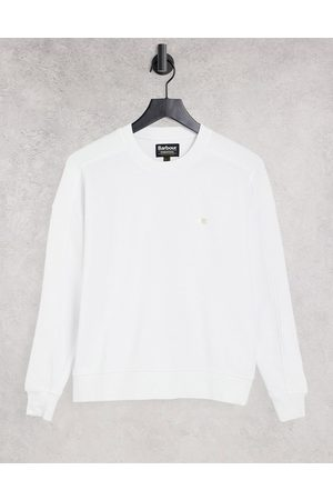 Barbour International Sitka branded sweatshirt in