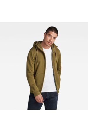 G-Star Men Sweaters - Premium Core Hooded Zip Sweater
