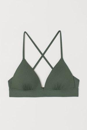 H&M Women Bikinis - Push Up Bikini Top
