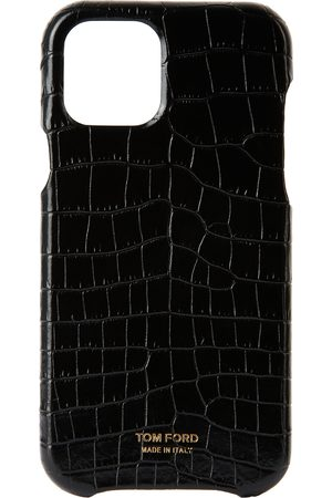 Tom Ford Phone Cases - Croc iPhone 12 Pro Case