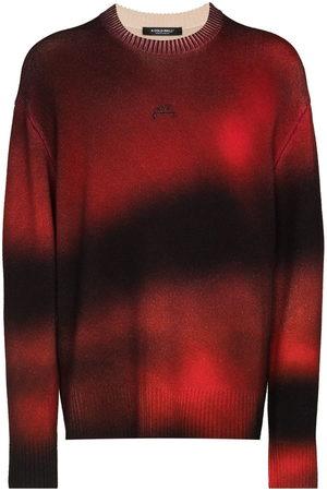 A-COLD-WALL* Digital print wool jumper