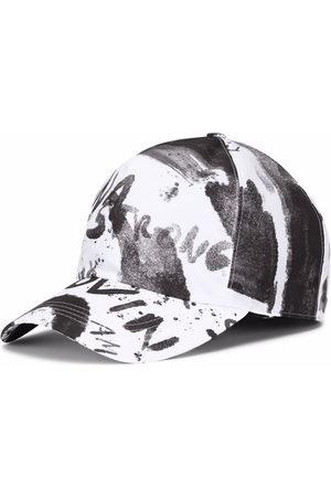 Dolce & Gabbana Women Caps - Graffiti-print cap