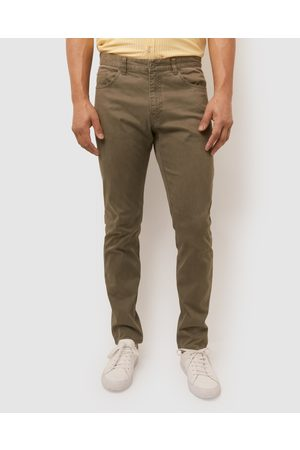 Sportscraft Vintage Tapered Bedford Pants - Pants (Driftwood) Vintage Tapered Bedford Pants