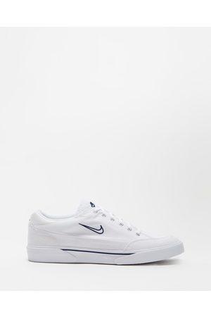 Nike Men Sneakers - Retro GTS Men's - Lifestyle Sneakers ( , Midnight Navy & Matte Aluminum) Retro GTS - Men's